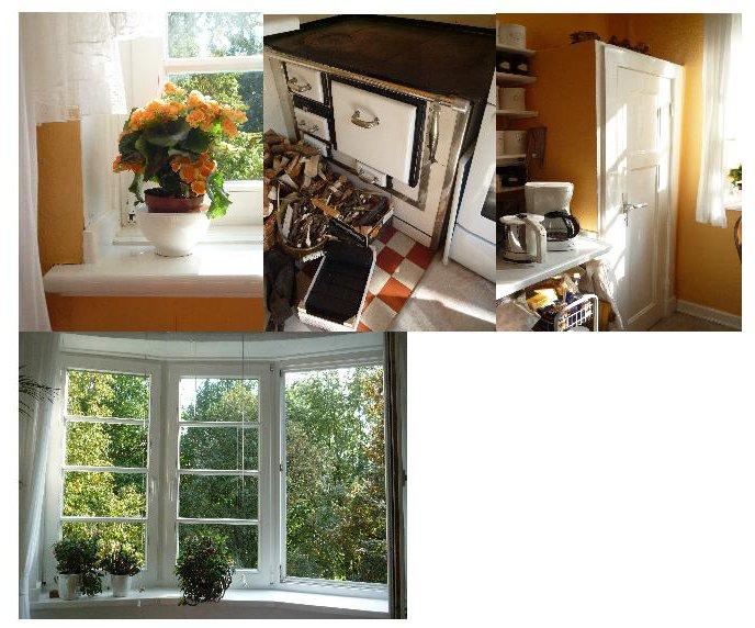 Fotokollage küche kl