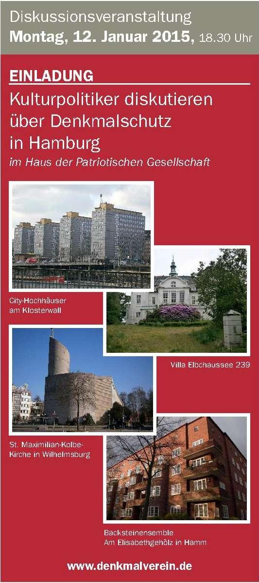 Denkmalverein_Politikerdiskussion 2015